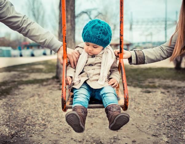 Divorce or Separation Affect Children