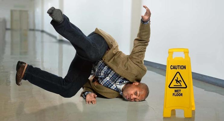 What to Expect From a Slip and Fall Accident Lawyer